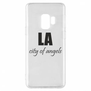 Phone case for Samsung S9 LA city of angels - PrintSalon