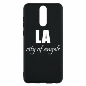 Phone case for Huawei Mate 10 Lite LA city of angels