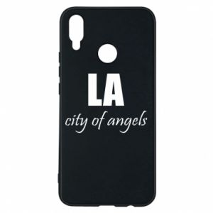 Phone case for Huawei P Smart Plus LA city of angels