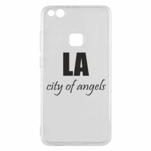 Phone case for Huawei P10 Lite LA city of angels