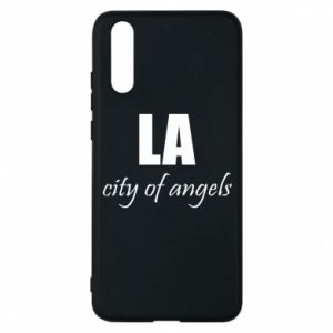 Phone case for Huawei P20 LA city of angels