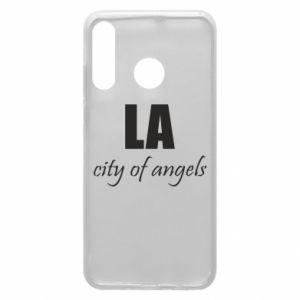 Etui na Huawei P30 Lite LA city of angels