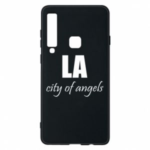 Phone case for Samsung A9 2018 LA city of angels