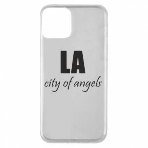 Etui na iPhone 11 LA city of angels