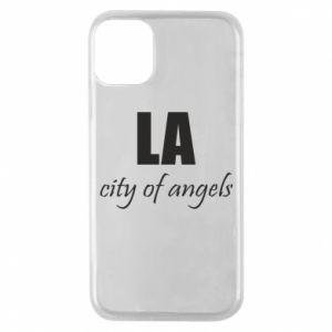 Etui na iPhone 11 Pro LA city of angels