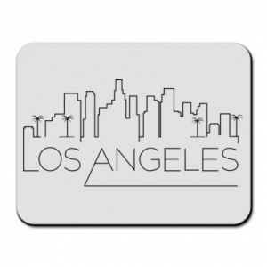 Podkładka pod mysz LA - PrintSalon
