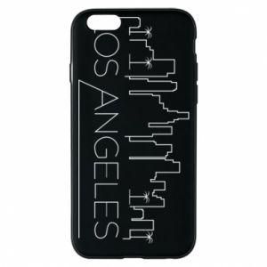 Etui na iPhone 6/6S LA - PrintSalon