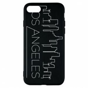 Etui na iPhone 7 LA - PrintSalon