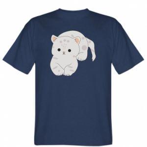 Koszulka Łaciaty kot