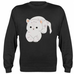 Bluza Łaciaty kot