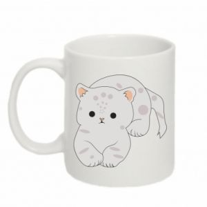 Mug 330ml Spotted cat