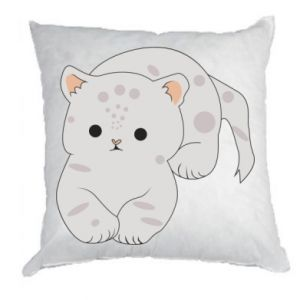Poduszka Łaciaty kot