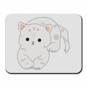 Podkładka pod mysz Łaciaty kot
