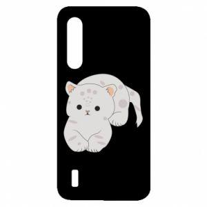 Etui na Xiaomi Mi9 Lite Łaciaty kot
