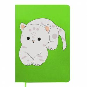 Notes Łaciaty kot