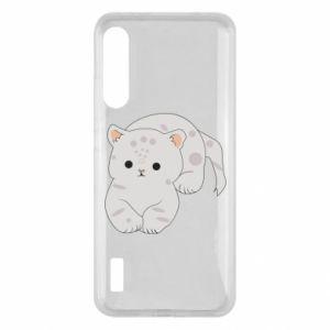 Etui na Xiaomi Mi A3 Łaciaty kot