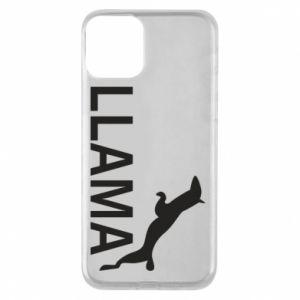 Etui na iPhone 11 Lama is jumping