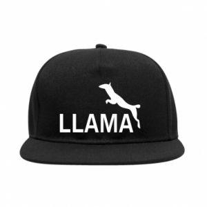 Snapback Lama is jumping