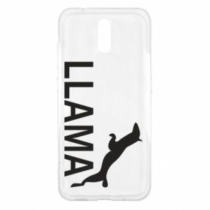 Etui na Nokia 2.3 Lama is jumping