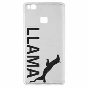 Etui na Huawei P9 Lite Lama is jumping