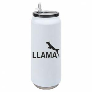 Puszka termiczna Lama is jumping