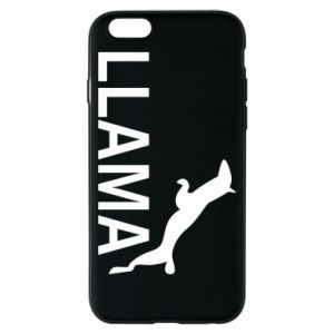 Etui na iPhone 6/6S Lama is jumping