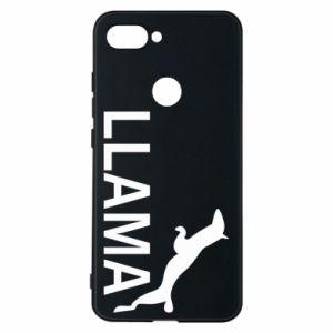 Etui na Xiaomi Mi8 Lite Lama is jumping