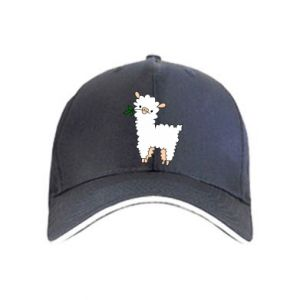 Cap Lamb with a sprig - PrintSalon