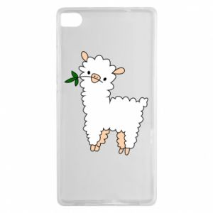 Etui na Huawei P8 Lamb with a sprig