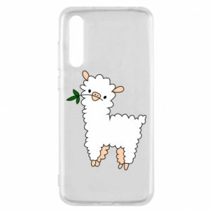 Etui na Huawei P20 Pro Lamb with a sprig