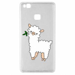Etui na Huawei P9 Lite Lamb with a sprig