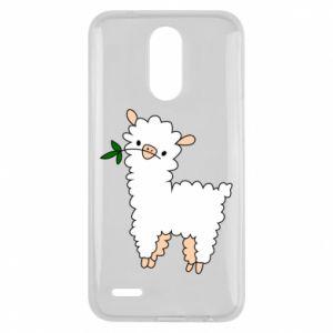 Etui na Lg K10 2017 Lamb with a sprig