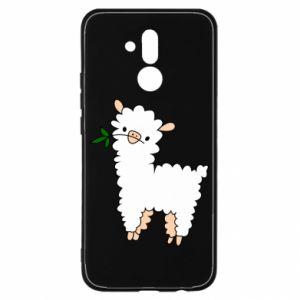 Etui na Huawei Mate 20 Lite Lamb with a sprig
