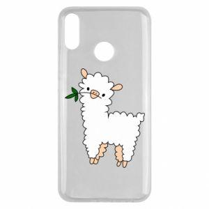 Etui na Huawei Y9 2019 Lamb with a sprig