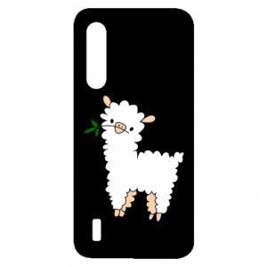 Etui na Xiaomi Mi9 Lite Lamb with a sprig
