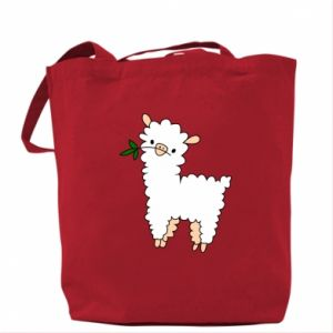 Bag Lamb with a sprig - PrintSalon