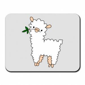 Podkładka pod mysz Lamb with a sprig