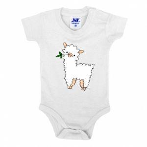 Body dziecięce Lamb with a sprig
