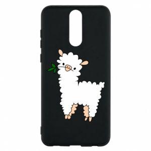 Etui na Huawei Mate 10 Lite Lamb with a sprig