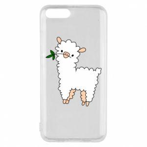 Etui na Xiaomi Mi6 Lamb with a sprig