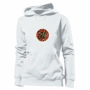 Women's hoodies Leopard skin