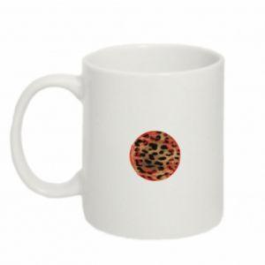 Mug 330ml Leopard skin
