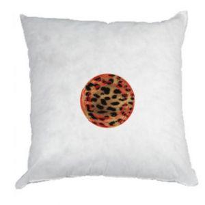 Pillow Leopard skin