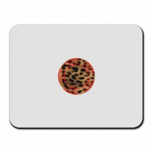 Mouse pad Leopard skin