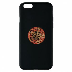 Phone case for iPhone 6/6S Leopard skin