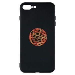 Etui na iPhone 7 Plus Lampart skóra - PrintSalon