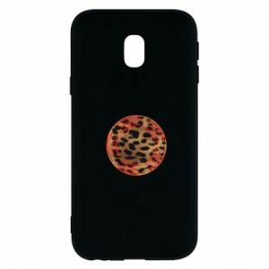 Phone case for Samsung J3 2017 Leopard skin