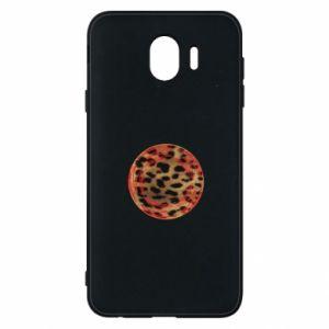 Phone case for Samsung J4 Leopard skin