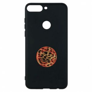 Phone case for Huawei Y7 Prime 2018 Leopard skin