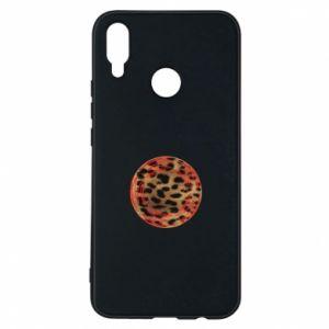 Phone case for Huawei P Smart Plus Leopard skin